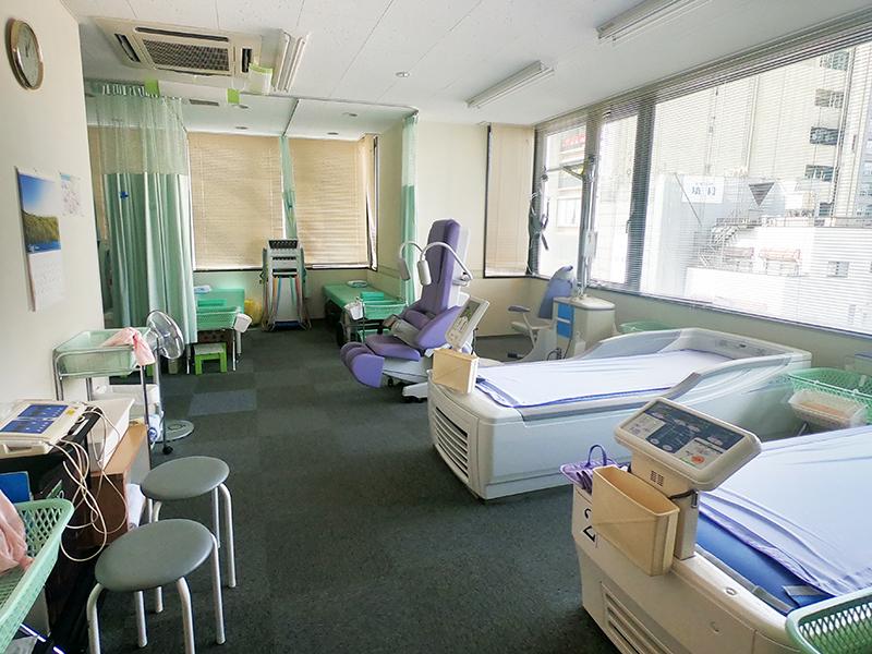 リハビリ室